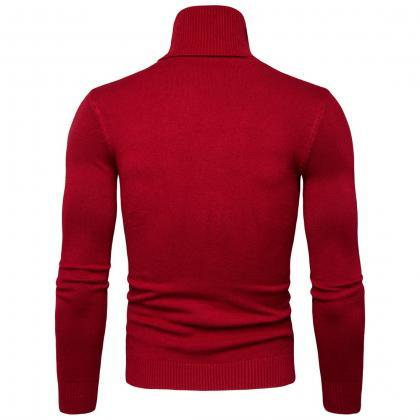 Men Knitted Sweater Autumn Winter ..