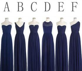 Cheap Navy Blue Bri..