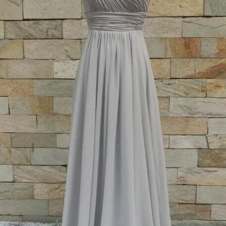Simple Bridesmaid Dresses, Long Bridesmaid Dresses, One Shoulder Bridesmaid Dresses, Prom dress, Formal Gowns